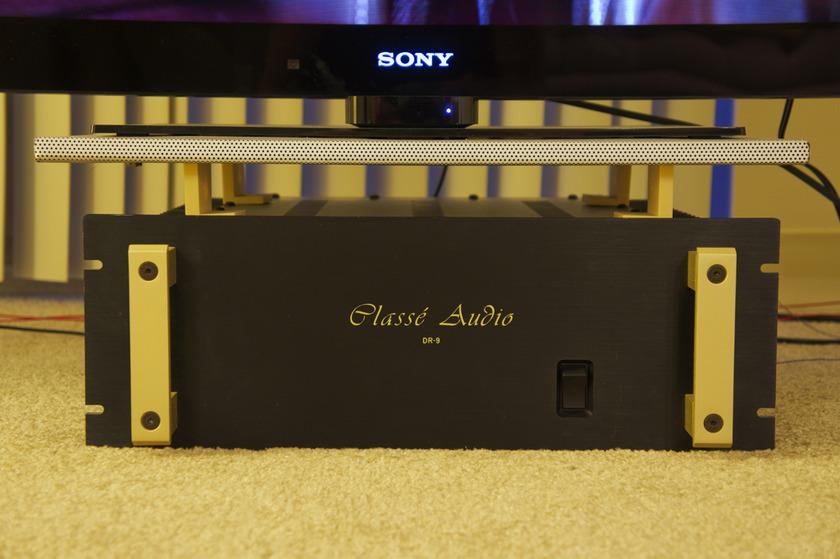 Classe DR-9 Amplifier in Great Shape Classe DR-9