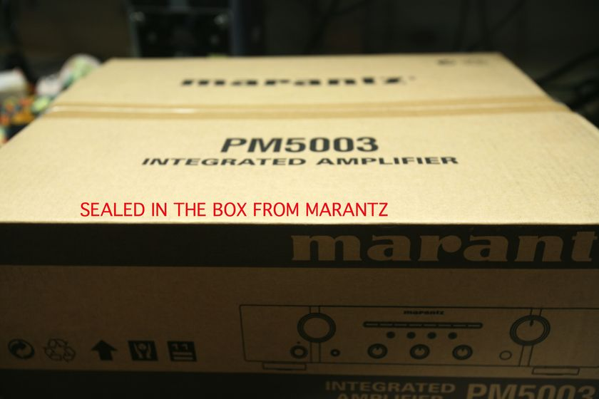 MARANTZ PM5003 SUPERB INTEGRATED AMPLIFIER