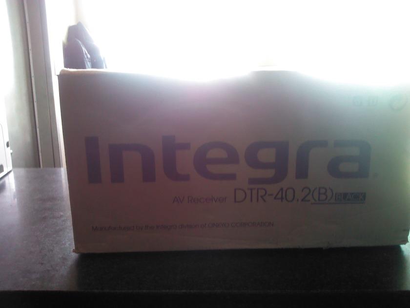 INTEGRA DTR - 40.2(B) 7.2 Channel AV Receiver FOR SALE