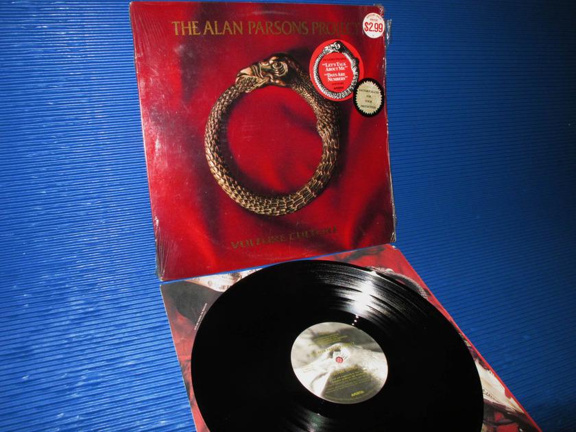 "ALAN PARSONS PROJECT - - ""Vulture Culture"" - Arista 1985 1st pressing"