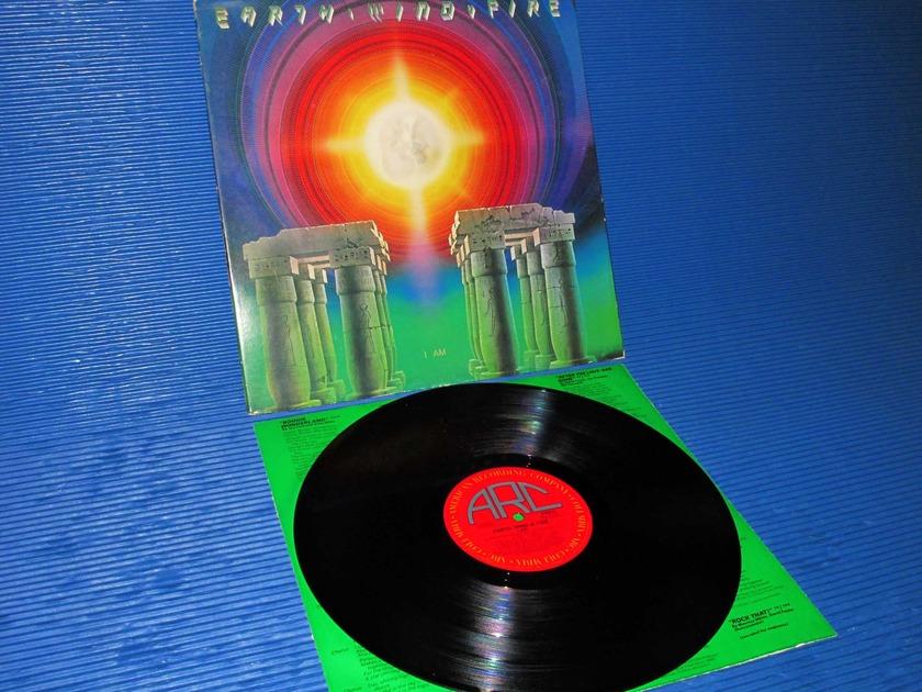 "EARTH, WIND & FIRE -  - ""I Am"" -  ARC/CBS 1979 1st pressing"