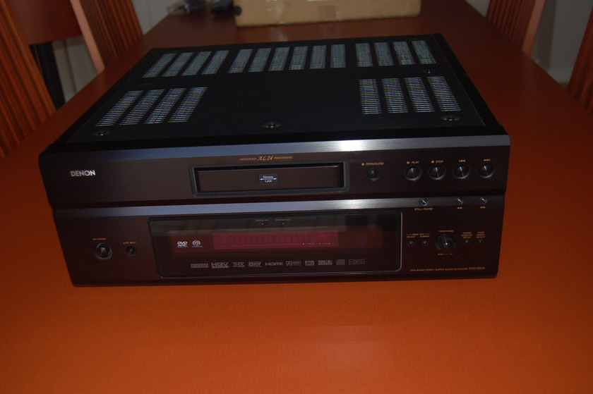 Denon DVD 5910 DVD/SACD Player