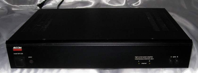 Adcom GFA-535  power amplifier