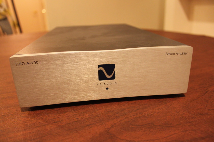 PS Audio Trio A-100 Power Amp