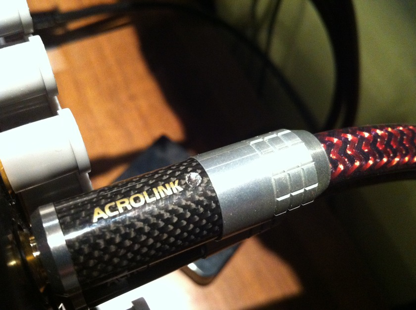 Acrolink 8N-2080III Evo RCA 1,5m Limited Edition from EUROPE