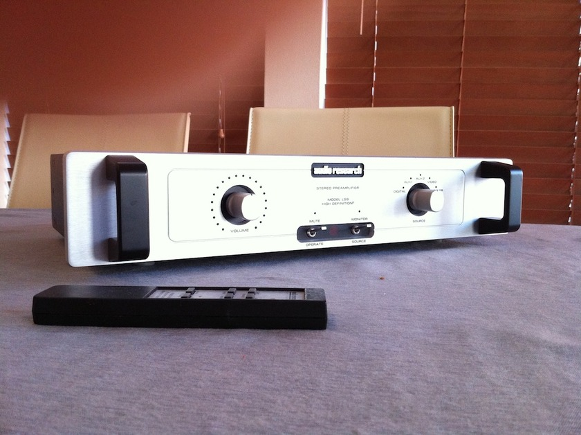Audio Research LS-9 solid state preamp $750 shipped
