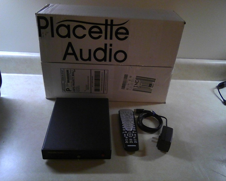 Placette RVC Placette Remote Volume Control