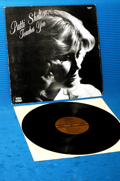 "PATTI SHELTON -  - ""Touches You"" -  Gold Sound Records 1980"
