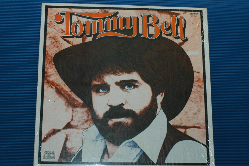 """TOMMY BELL -  - """"Tommy Bell"""" - Ggold Sound 1982 Sealed"""