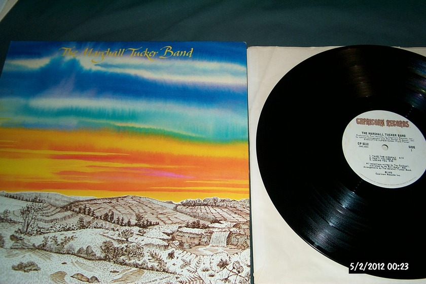 Marshall Tucker Band - S/T LP NM