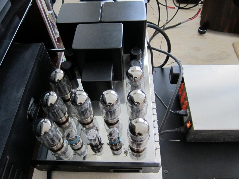 Antique Sound Lab Hurricane DT Tube mono block amplifiers