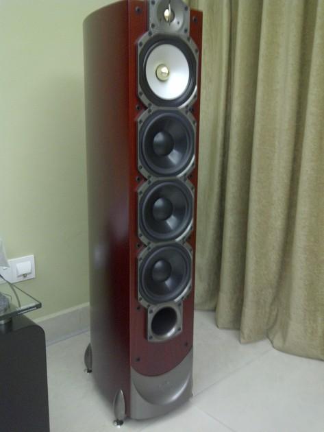 Paradigm Studio & Signature Series  Speakers & Subs for Sale