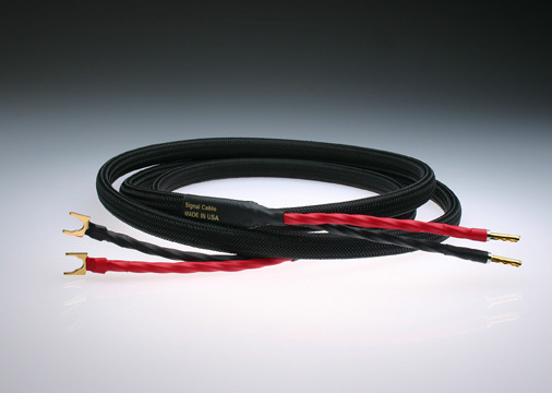 Signalcable Ultra and Silver Resolution Speaker Cables!