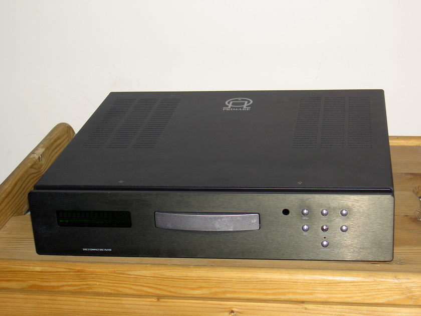 PRIMARE CD30.2 Compact Disc Player