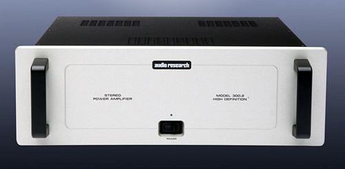 Audio Research 300.2 Power Amplifier
