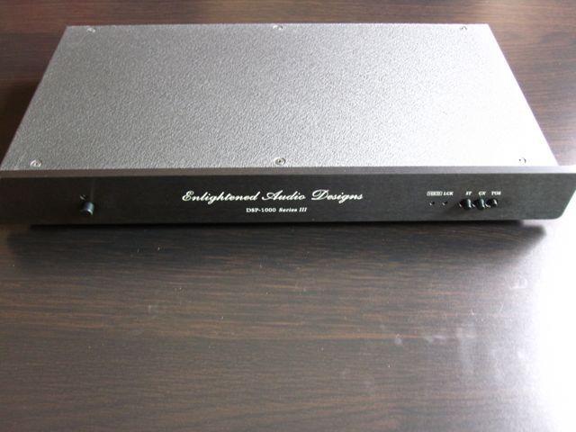 Enlightened Audio Design DSP-1000 Series III HDCD