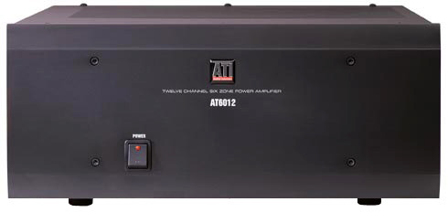 ATI AT6012 level adjustable 12ch amp