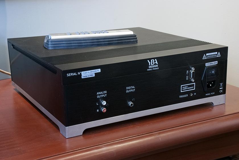 YBA Design YC-201 CD Player