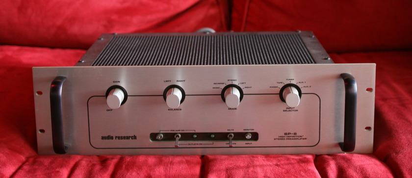 Audio Research SP-8 Hi Def Stereo Pre-Amplifier