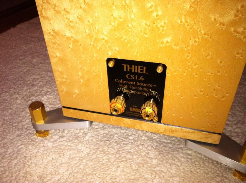 Thiel CS1.6 speakers