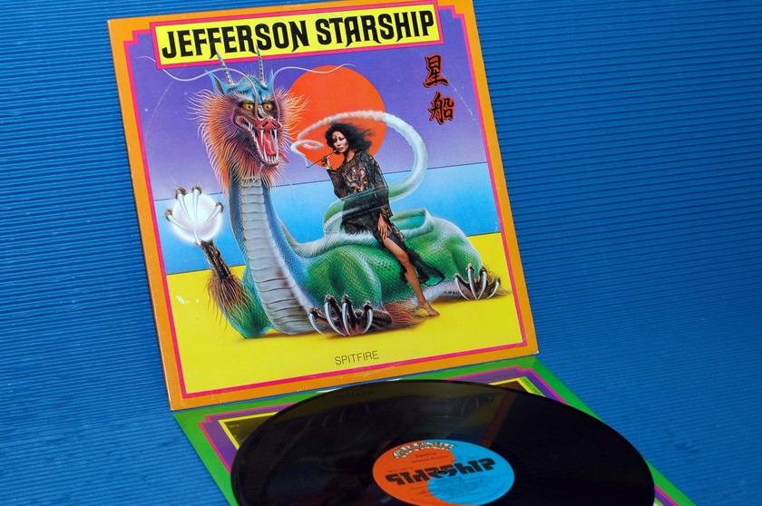 "JEFFERSON STARSHIP - - ""Spitfire"" -  Grunt 1976"