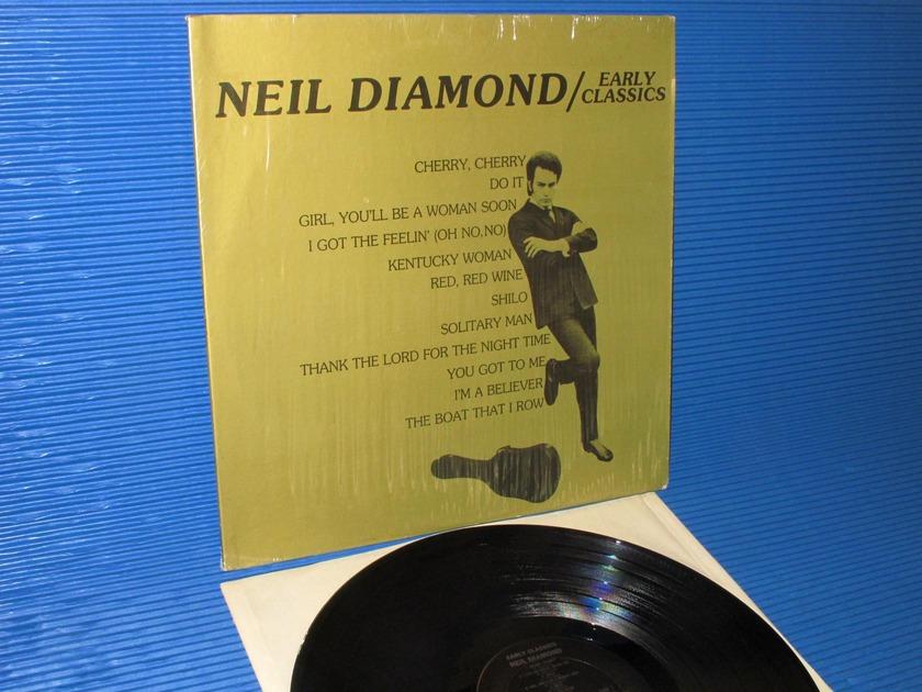 "NEIL DIAMOND - - ""Early Classics"" -  Frog King 1972"