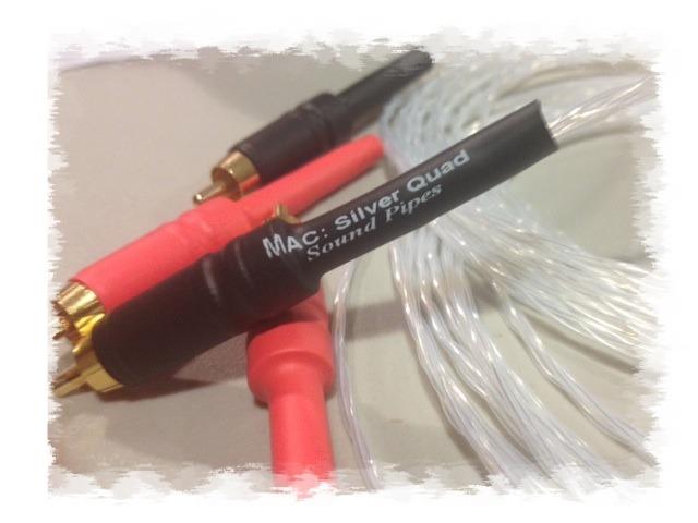 Mac Silver QUAD ICs