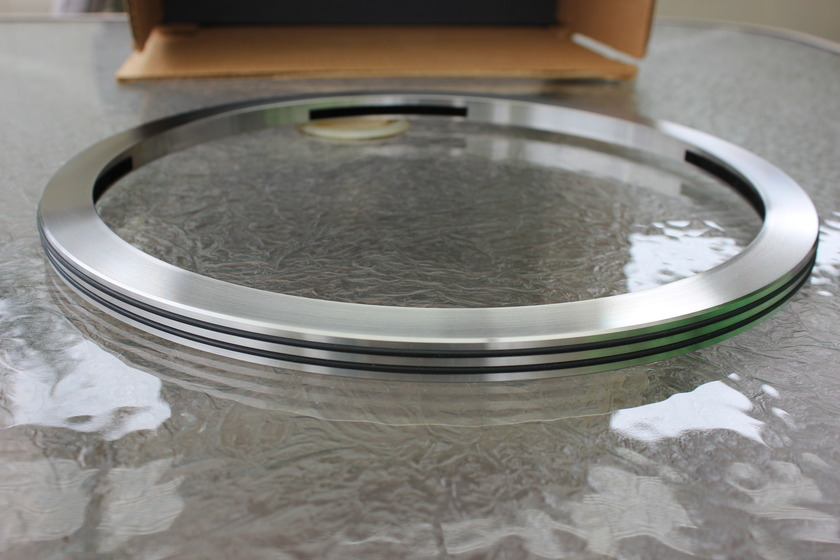 VPI HRX Ring and center weight.