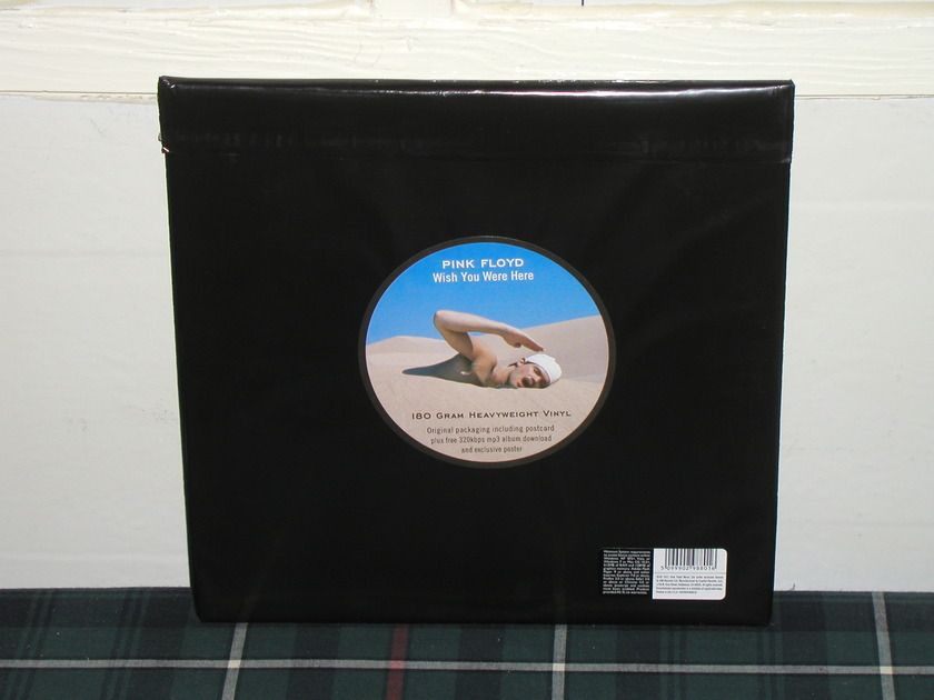 Pink Floyd - Wish You Were Here 180g/NEW SEALED!!