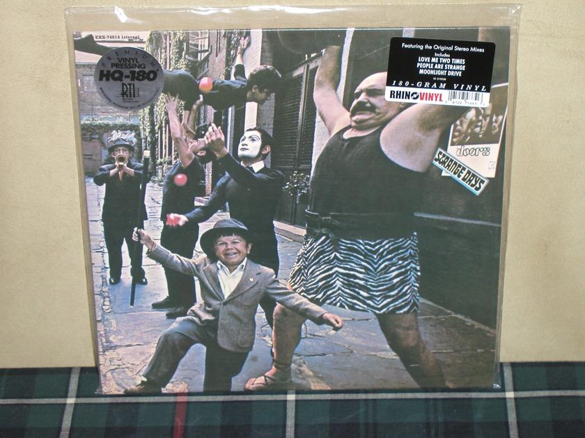 The Doors - Strange Days SEALED 180g WB EKS-74014