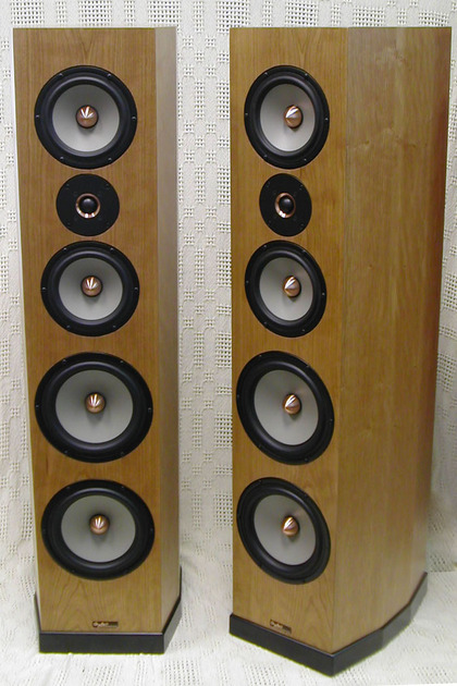 Tyler Acoustics Linbrook sig system in cherry! $3800 shipped!