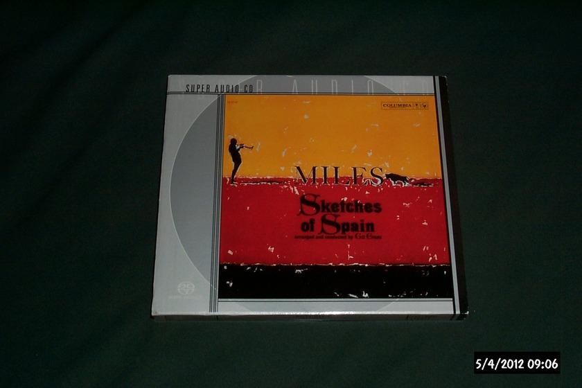 Miles Davis - Sketches Of Spain SACD  NM