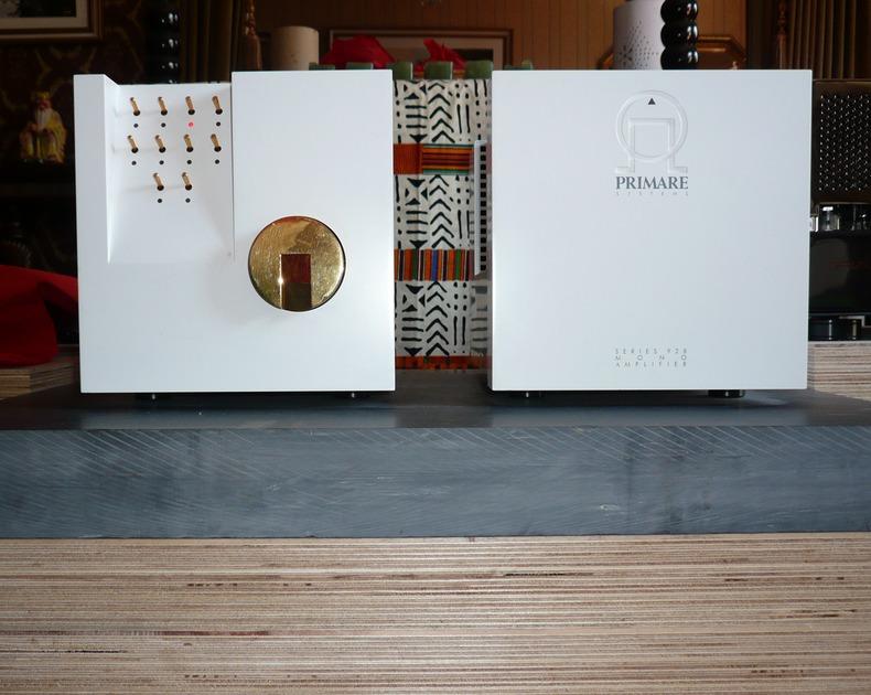 Primare Pre/Monos 928 White
