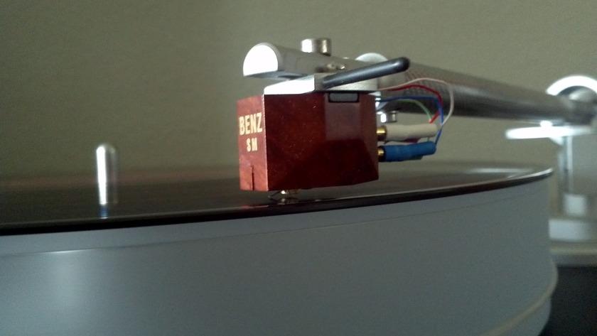 Benz Micro Cartridge Wood M