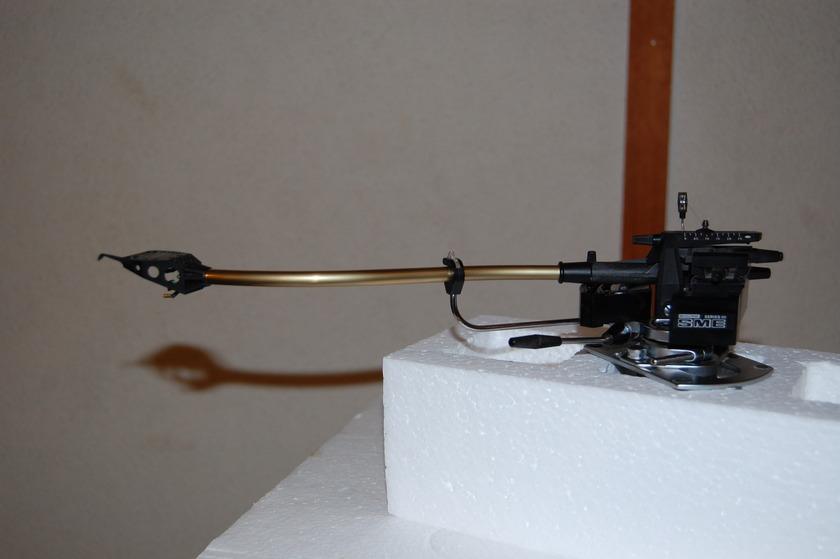 SME  3009 Series lll Tonearm