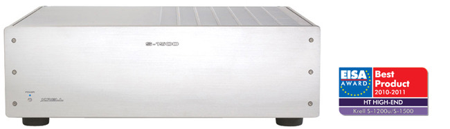 Krell S1500 175w x 3 balanced power amp