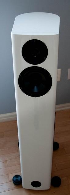 Audio Physic Virgo V Gloss White
