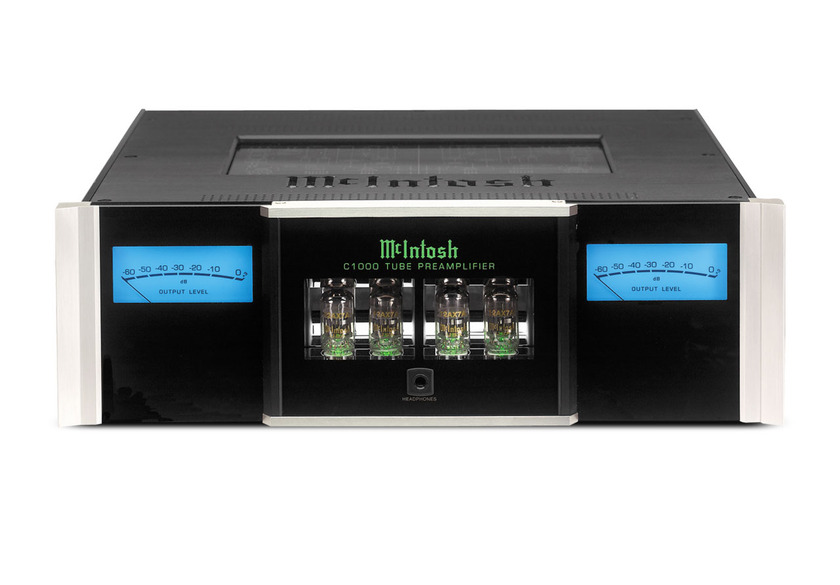 McIntosh C1000 REFERENCE TUBE PREAMP