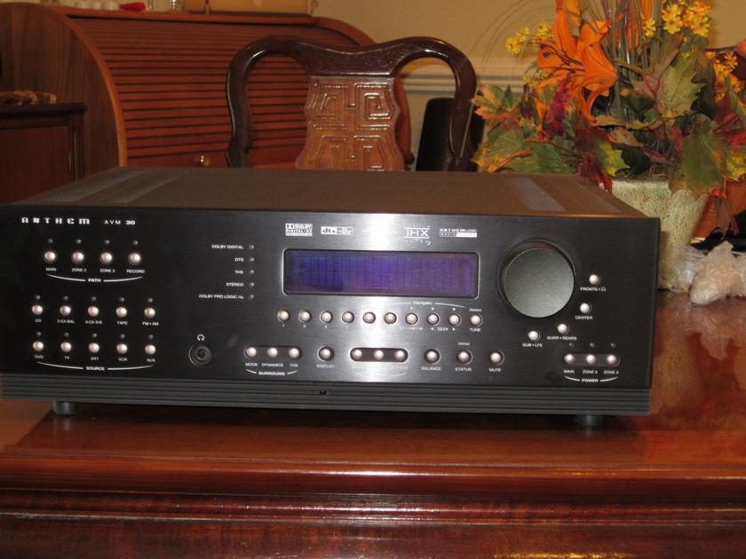 Anthem AVM30 Audio Processor