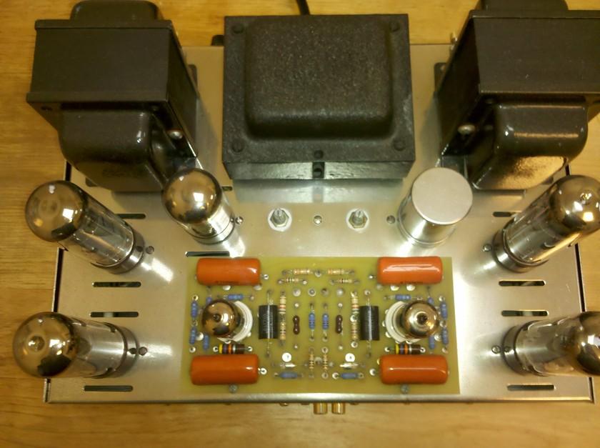 Dynaco Stereo-70 Rebuilt