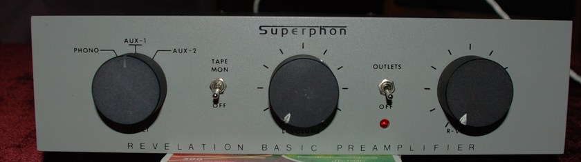 Stan Warren Superphon Basic dual Mono