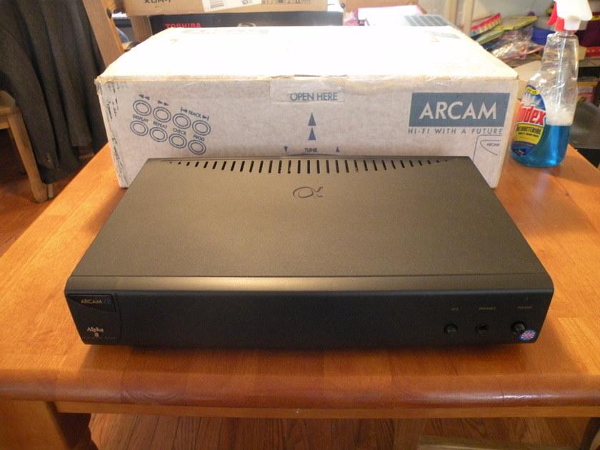 Arcam Alpha 8P Amplifier Stereo Power Amplifier