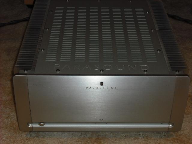 Parasound A21 250 watt stereo powerhouse