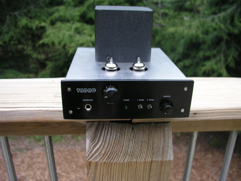Tube Audio Design TADAC with Remote Tube DAC
