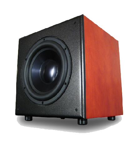 """10"""" powered subwoofer  Scout"""