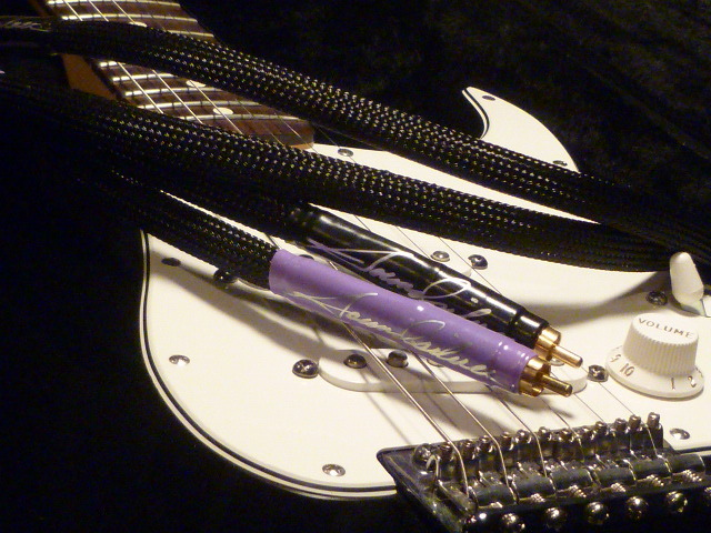 Soundsilver Symmetry- 24K Gold &     Silver-Multi-Core-Perfect Harmonic Balance       - one meter pair includes shipping