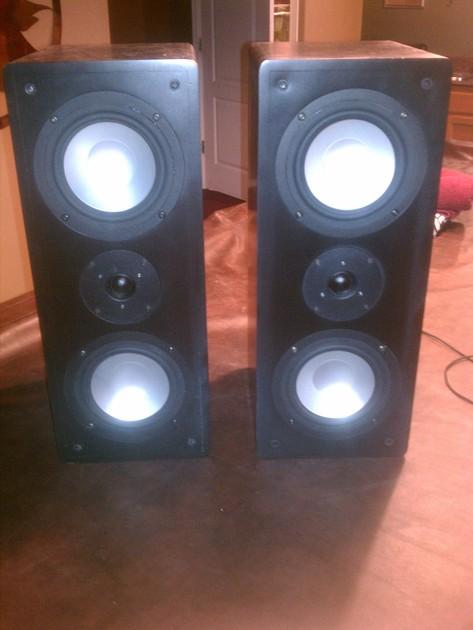 RBH C-770 Speakers (3 LCR)