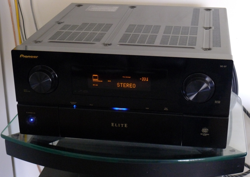 Pioneer Elite SC-37 A/V Home Theater Receiver