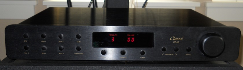 Classe CP 60 with Phono Stage