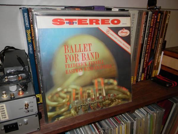 Fennell  SR 90256 - Ballet For Band FR-1